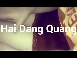 Teen hot girl horny To Thi Chau Anh peeing Hai Dang Quang school Chau Huyen Chi