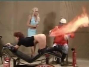 Ass on Fire!