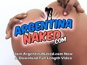 Huge Ass Latina Cameltoe Pussy Big Tits Hot!