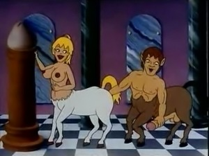 Vintage Adult Cartoon