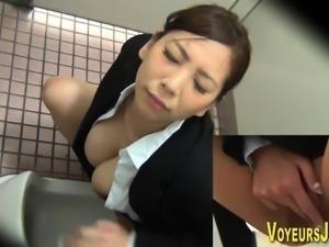 Japanese ho seen rubbing