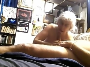 Grandmother gets fucked by her husband