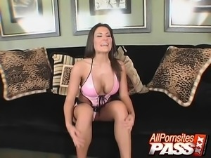 Austin Kincaid is a stunning beauty stacked with well