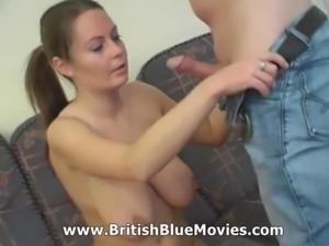 Alexis May - Big Breasted British Pornstar