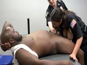 Delta white big cock and two dicks Milf Cops