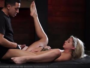 Suffocating pleasure
