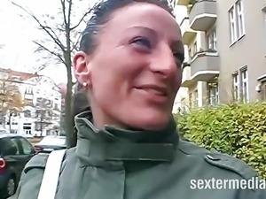 Streegirls in Deutschland - Gina ist Geil