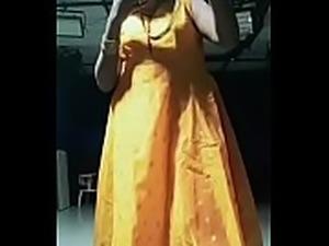 Swathi naidu latest dress change part-3