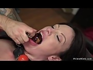 Hot landlord anal fucked by tenant bdsm