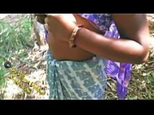 Indian Desi Village Aunty Getting Fucked Outdoor