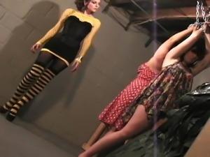 Sunshine & Marilyn Gem are La Vore Girl