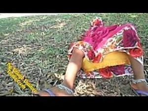 Indian Desi Girl Friend in Open Feilds khet Village Outdoor Sex In Jungal