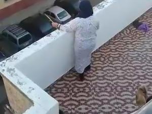 Hijab mom maroc big ass 3party