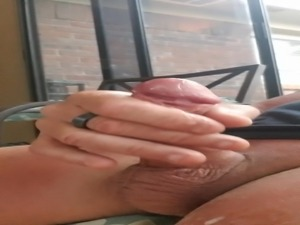 Our sex mix, mouth hands and cum