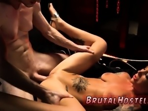 Brutal college gangbang and euro orgy rough Excited