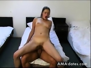 Amateur Anal Time For Teen
