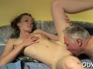 Alluring redhead Maggies adores sex a lot