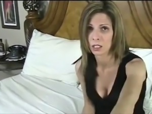 Adorable wife loves big cock in her ass