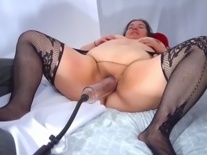 Sexy bbw rides face and cock (preview)