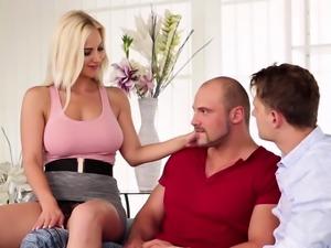 Bisex hunk with big dick