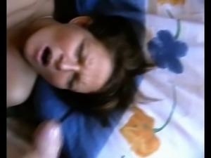 Hungarian amateur girl deepthroat blowjob