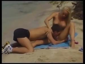 Silvia Saint - Beach Fun