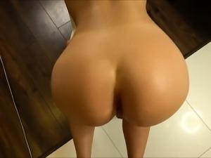 Fat ass ebony doggystyle