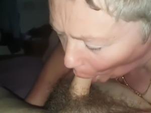 Giving head, blowjob