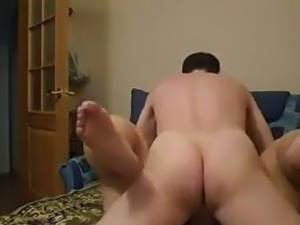 Home porno with fat mature wify