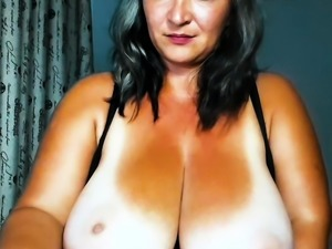 This AMAZING MILF With Giant Boobs.....