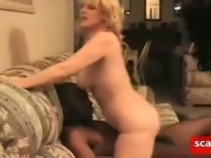 Hot Blond Girl Fucks BBC & Has CuckHub Clean