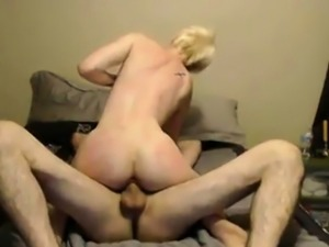 homemade, stunning couple in a very erotic clip