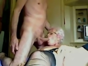 Old anal granny