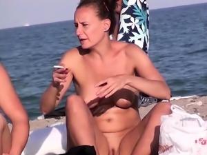 Amateurs Nudists Beach Voyeur - Compilation Series Vol. 3