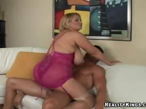 Samantha 38G bbw sex